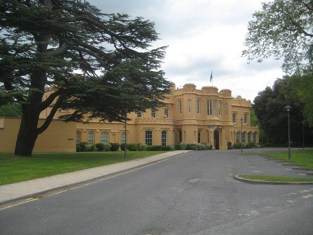Chalfont Park House