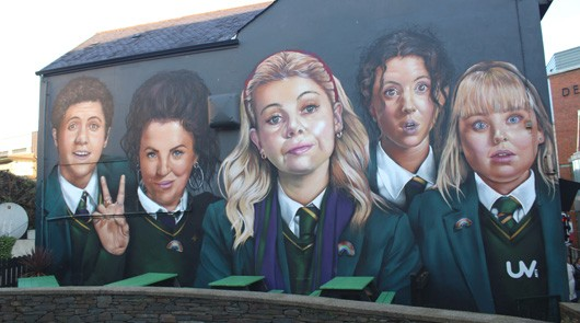 Derry Girls Walk