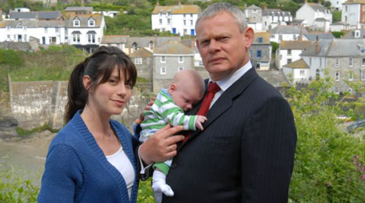 Doc Martin Tour of Locations