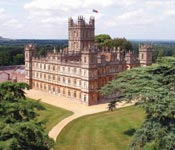 Downton Abbey Tours of Film Locations