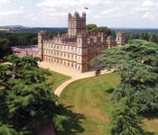 Downton Abbey Filming Locations Tour by Private Black Taxi
