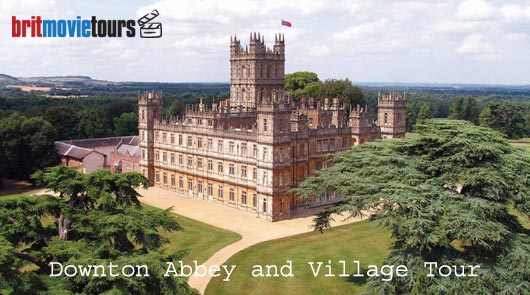 Downton Abbey and Village Small Group Tour