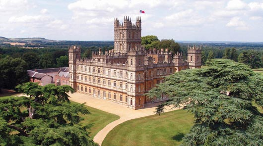 Downton Abbey 2 Day Tour
