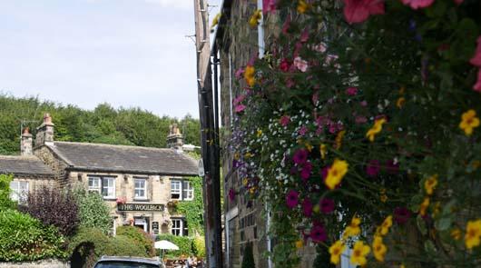 Emmerdale Village Tour - original Emmerdale village