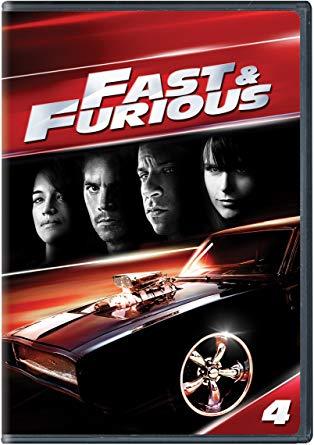 Fast & Furious' film 4