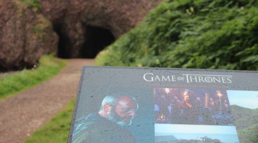 Game of throns tour