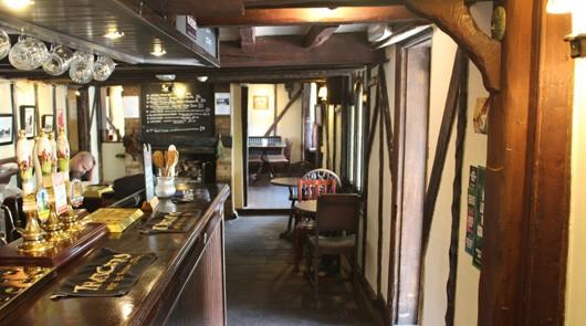 Grantchester pub