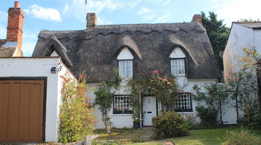 Grantchester cottage