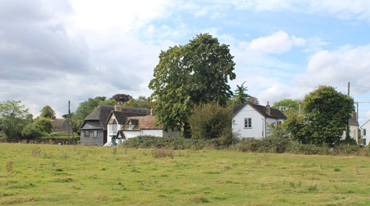 Grantchester Filming location