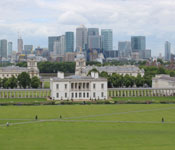 Greenwich Tour of Film Locations