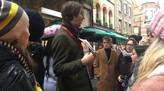 Harry Potter London Walk Borough Market