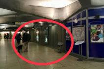 Westminster - Harry Potter walk