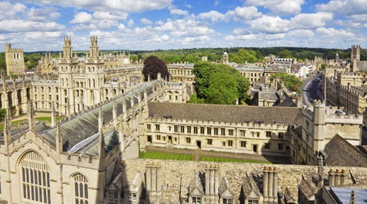 Inspector Morse and Lewis Tour of Oxford