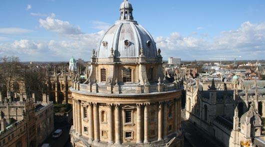Morse Tour of Oxford - Dreaming Spires