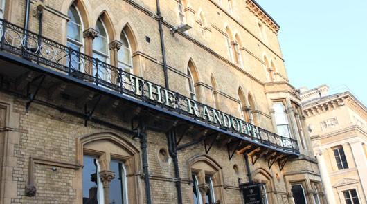 Morse Tour Oxford - Randolph Hotel