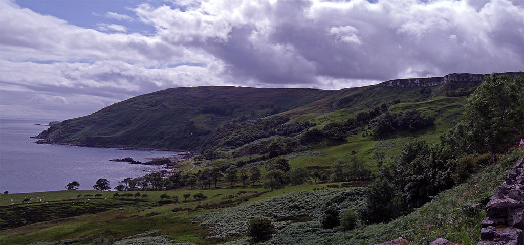 Murlough Bay - Game of Thrones Filming Location