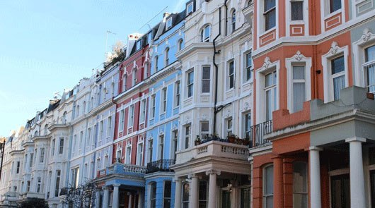 Notting hill walking tour