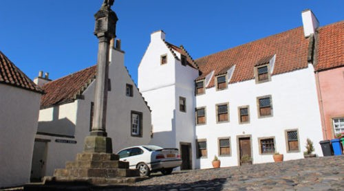 Village of Cranesmuir - Culross