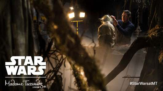 Star Wars at Madame Tussaud