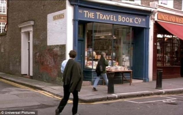 Notting Hill Film Locations
