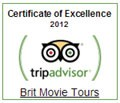 Trip Advisor Certificate of Excellence Logo 2012