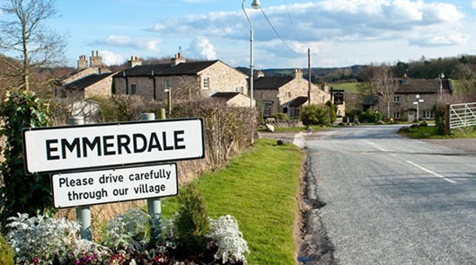 Old Emmerdale Village Tour of Classic Locations