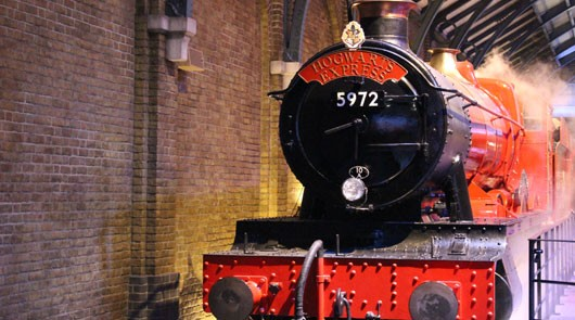 Warner Bros Studio Tour London with Coach Transfer