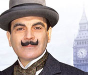 Poirot Tour of London by Black Taxi